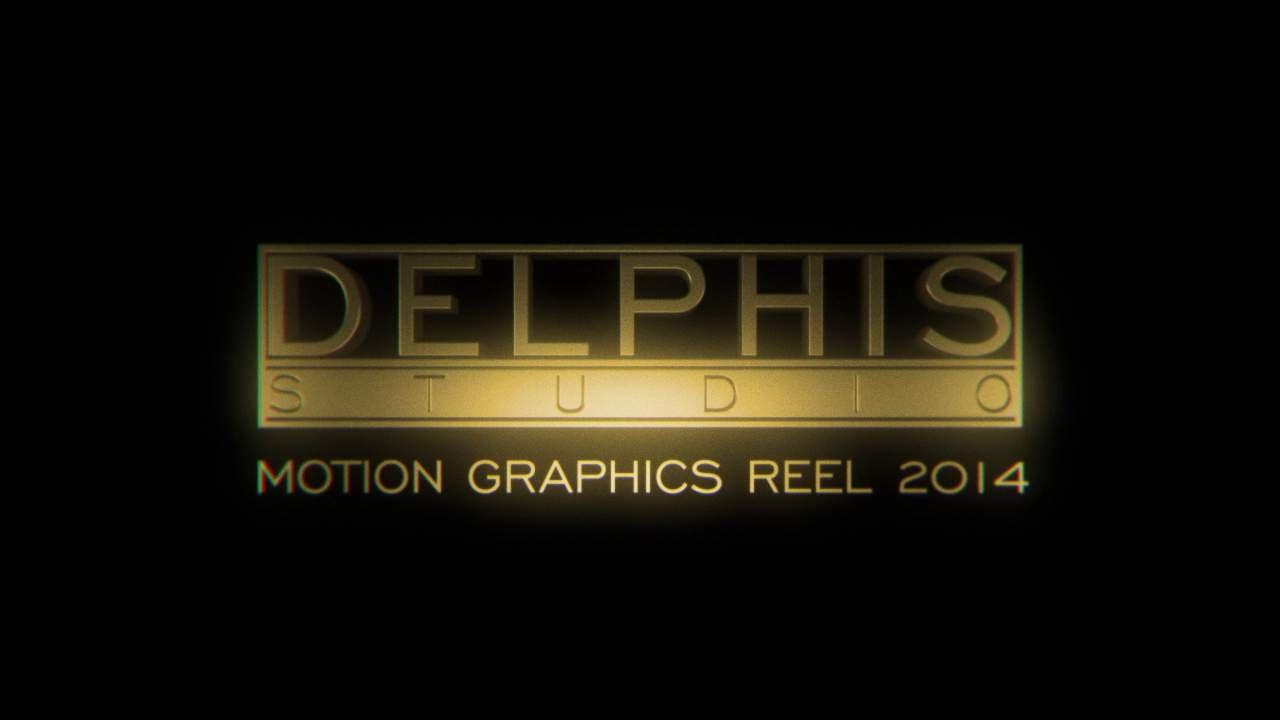 MOTION GRAPHICS REEL 2004-2014